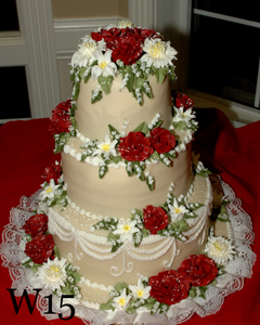 Wedding Cake W15
